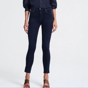 AG Jeans The Farrah Skinny Ankle Jeans Size 27R
